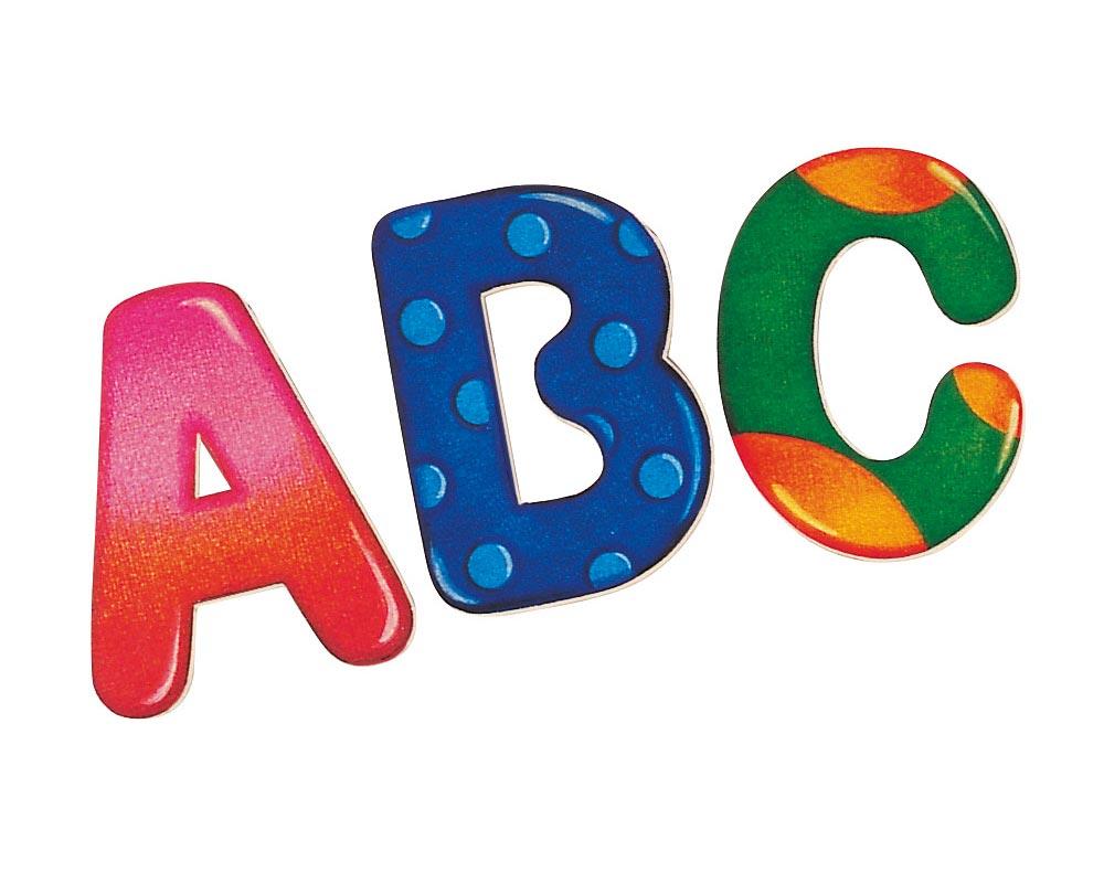 Mooie Houten Letters.Houten Letter Alfabet Houten Speelgoed Selecta