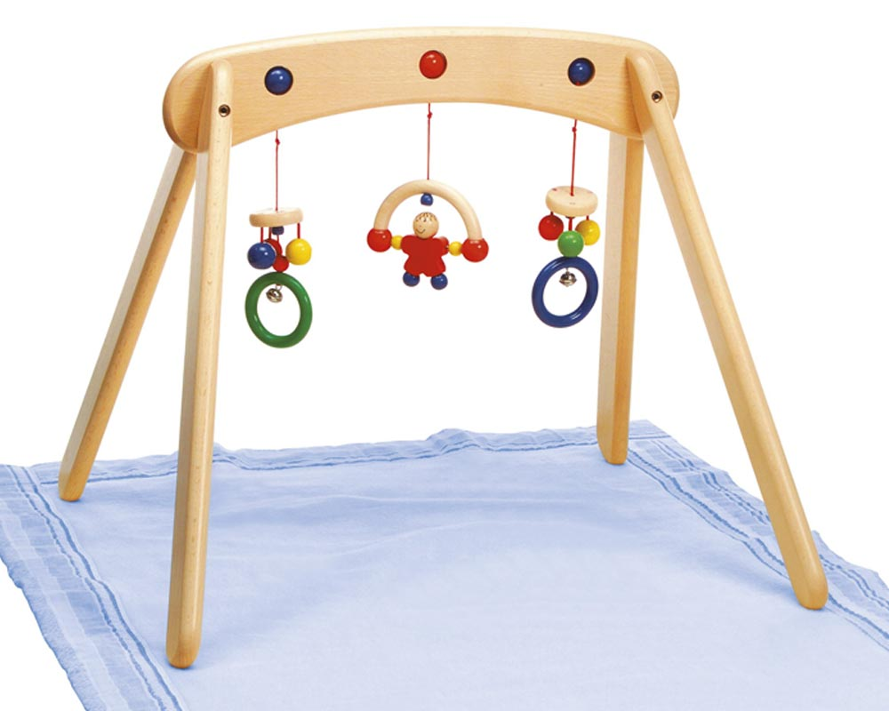 hout baby trapeze speelgoed