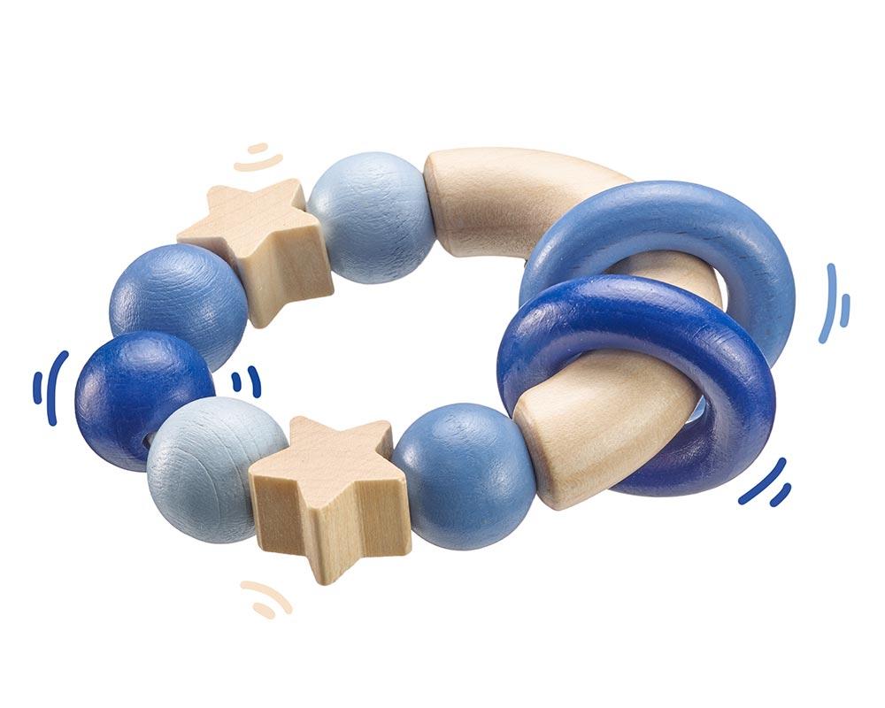 hout rammelaar blauw bellybutton