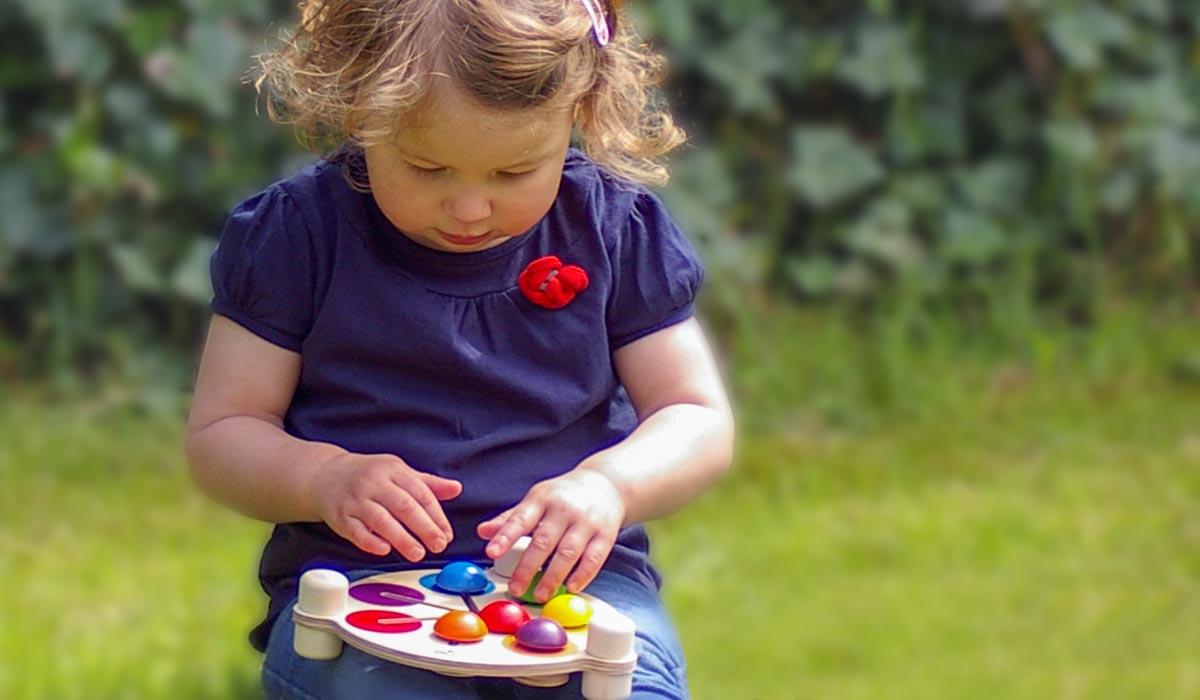 houten speelgoed sorteren