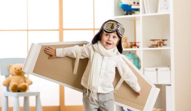 waarom hebben kinderen fantasie nodig