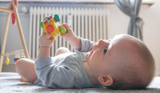 Kinderkamer: van baby naar peuter – waar u op moet letten