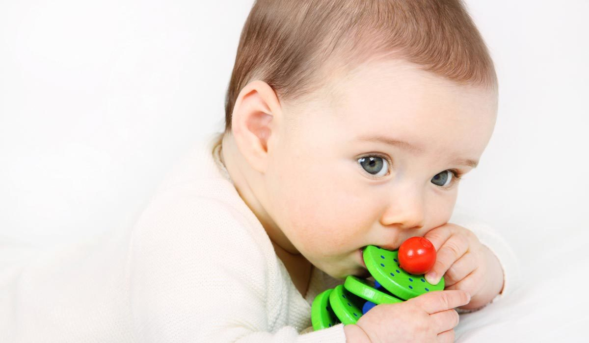 wat zijn de lievelingskleuren van baby's