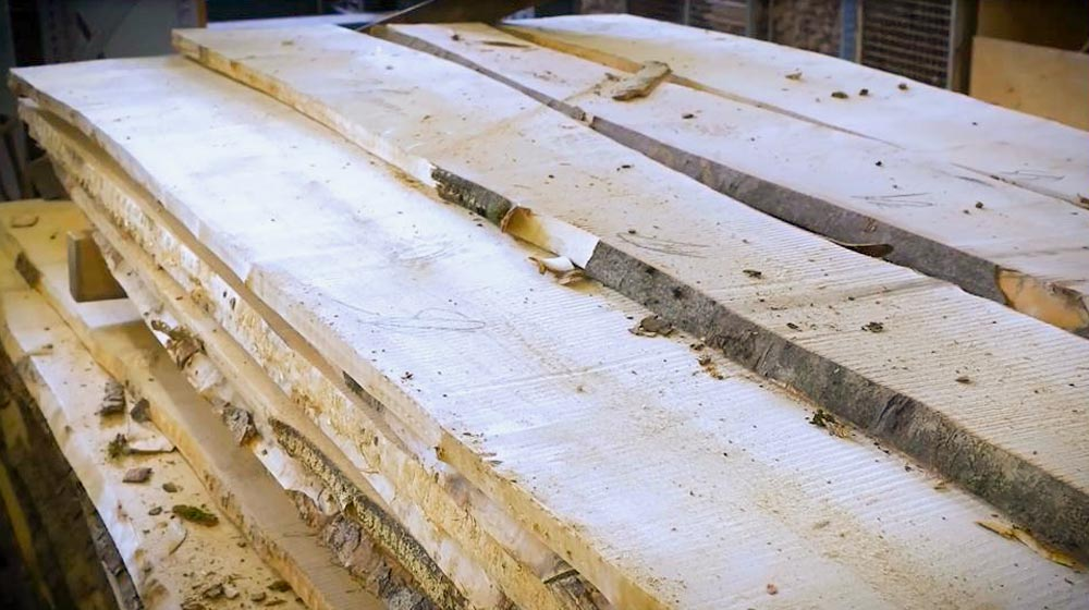 Selecta hout productie
