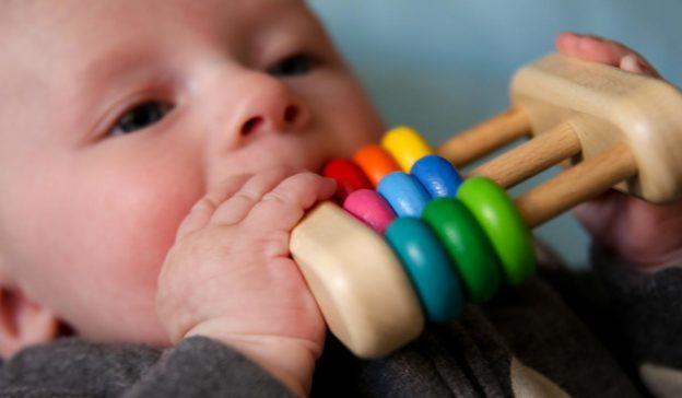 Perfecte cadeau voor een baby