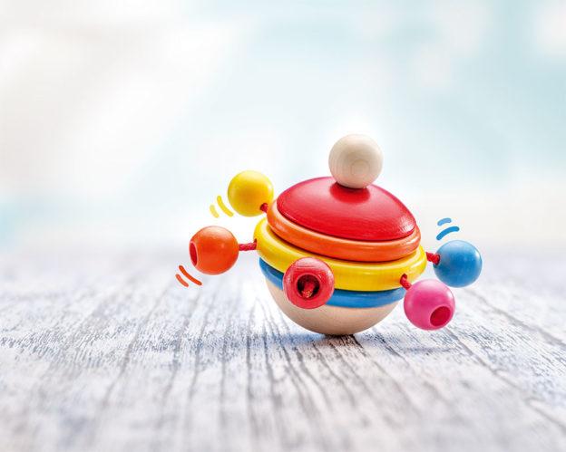 Rotondo houten speelgoed selecta