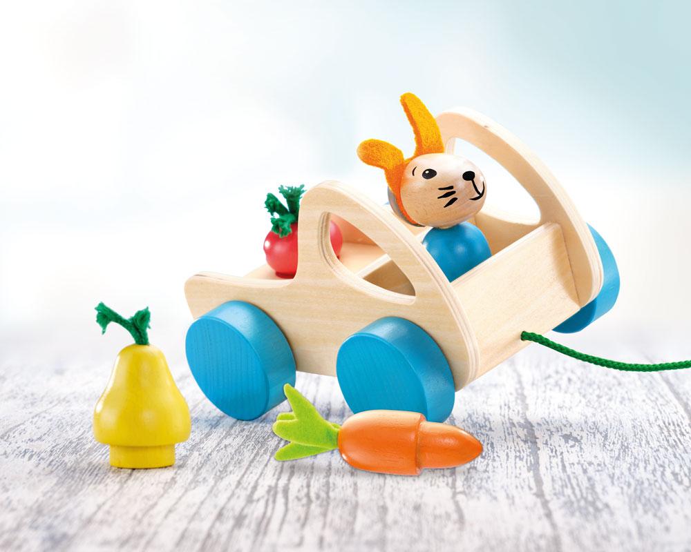 Verdurino houten speelgoed