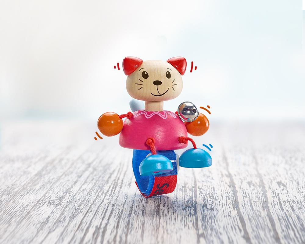 kitti buggy speelgoed kat
