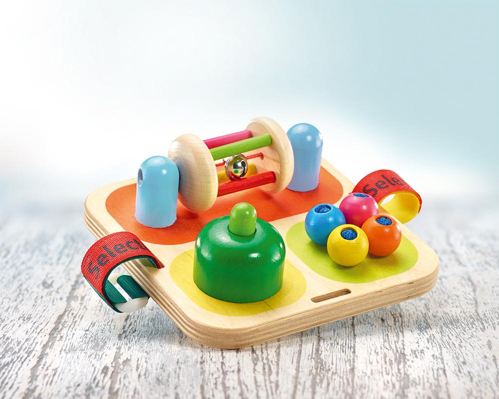hout motoriekspiel tavolino belletjes