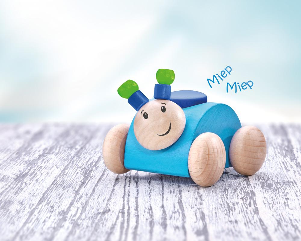 Rollino blauw